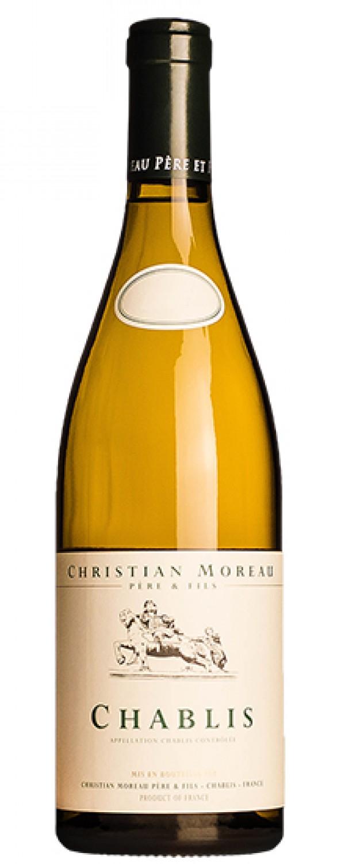 Chablis Domaine Christian Moreau